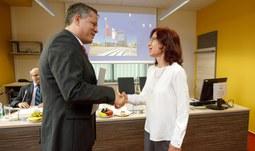 Rektor Jihočeské univerzity předal diplomy novým docentům
