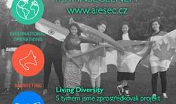 Staň se členem AIESEC České Budějovice