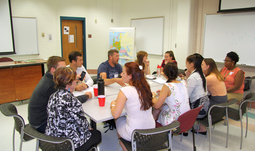 Studenti a pedagogové PF JU navštívili Armstrong State University v USA