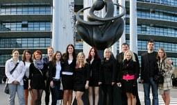 Studenti Zemědělské fakulty navštívili Evropský parlament ve Štrasburku