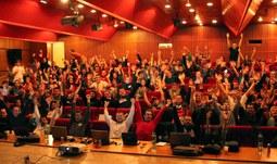 Univerzitní Rádio K2 reprezentovalo na soutěži studentských rádií