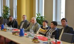 Unie školských asociací – CZESHA jednala na  univerzitě