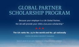 University of Arizona nabízí dětem zaměstnanců JU zvýhodněné školné