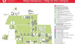 Univerzita postaví v kampusu nové parkoviště
