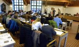 V rámci projektu Historie jako prostor k setkávání proběhlo pracovní setkání učitelů v bavorském Freyungu