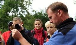 Ve dnech 22. - 24. 6. se konal další ročník oblíbené vzdělávací akce pro středoškolské pedagogy - Ornito-entomologický víkend.