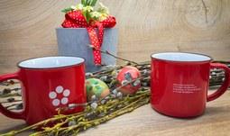 Vedení Jihočeské univerzity přeje příjemné prožití velikonočních svátků.