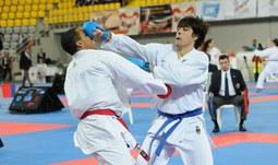 World University Karate Championship FISU 2018