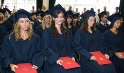 Začínají slavnostní promoce absolventů Jihočeské univerzity