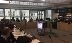 Zástupce ZF JU na jednání k sociálnímu zemědělství na EHSV