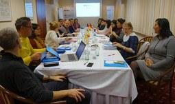 Zdravotně sociální fakulta inspirovala svou výukou transkulturního ošetřovatelství zástupce mezinárodního projektu BENEFITS
