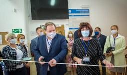 Slavnostní otevření simulačního centra přivedlo na Jihočeskou univerzitu mnoho významných hostů