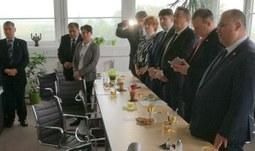 Zemědělská fakulta hostila návštěvu z univerzity v Temešváru