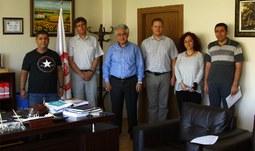 Zemědělská fakulta navázala spolupráci s univerzitami v Turecku
