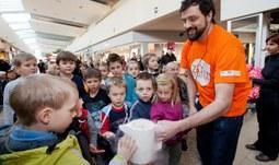 26. 2. 2015/Jihočeská univerzita pořádá vědeckou show pro celou rodinu Věda pro každého v Géčku