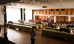 7. 4. 2015/Filozofická fakulta JU spoluorganizuje krajské kolo největší dějepisné soutěže pro studenty gymnázií