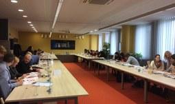 29. 11. 2016/Na JU se sjeli zástupci z 21 zahraničních univerzit