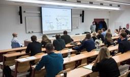 4. 11. 2016/Na JU se mladí vědci učili, jak veřejnosti prezentovat výsledky své vědecké práce