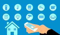 Chytrý dům - ovládání chytré domácnosti
