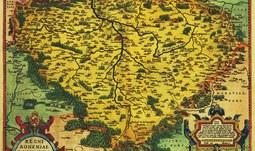 Staré mapy Království českého